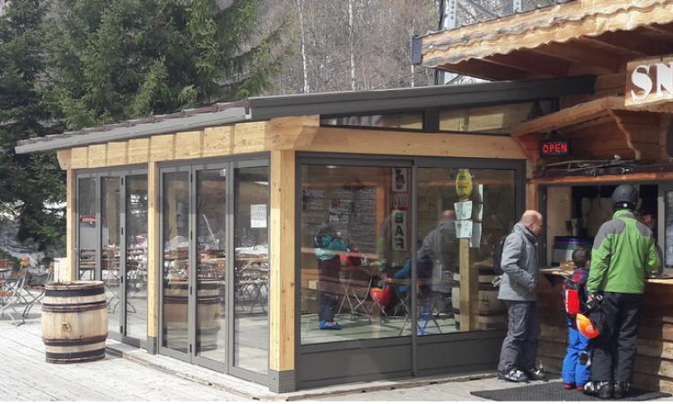 Vérandas de restaurant Yenne - Confort Loisirs à Yenne : Fabricant et installateur de vérandas